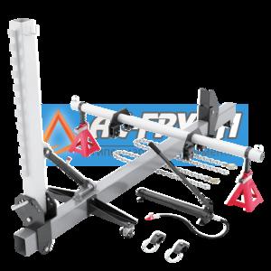 Стапель, 10 т, c наклонной стойкой Matrix, арт: 567905