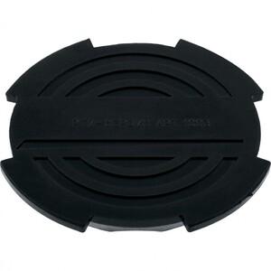 Резиновая опора для подкатного домкрата D 130 мм Matrix Россия, арт: 50904