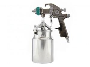 Краскораспылитель AS 802 HVLP, профессиональный, всасывающего типа, сопло 1,4 мм Stels, арт: 57366