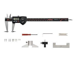Набор универсальных штангенциркулей с цифровым отсчетным устройством IP67 200 мм, арт: 415551 200