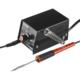 Мини-паяльная станция аналоговая, 100-450°C, серия МАСТЕР Зубр 55331, арт: 55331