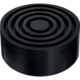 Опора резиновая для домкрата ЗУБР 43005-45, арт: 43005-45