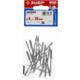 Заклепки алюминиевые, пакет, серия «МАСТЕР» Зубр 31300-40-16, арт: 31300-40-16
