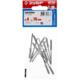 Заклепки алюминиевые, пакет, серия «МАСТЕР» Зубр 31300-40-18, арт: 31300-40-18