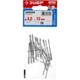 Заклепки алюминиевые, пакет, серия «МАСТЕР» Зубр 31300-32-12, арт: 31300-32-12