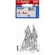 Заклепки алюминиевые, пакет, серия «МАСТЕР» Зубр 31300-40-08, арт: 31300-40-08